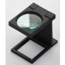 Standlupe ohne Licht 75 mm   FD 75 (3 fach)