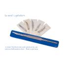 Faude Skalpell-Set, Bastelmesser, Skalpell-Halter Nr.3 rund, mit verschiedenen Wechselklingen Nr.10,11,12,14,15,16
